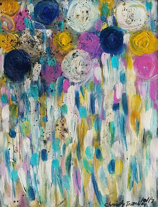 Blooming Blooms 3 - Christy Tremblay