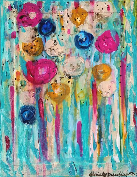 Blooming Blooms 5 - Christy Tremblay