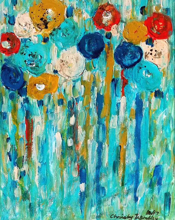 Blooming Blooms 6 - Christy Tremblay