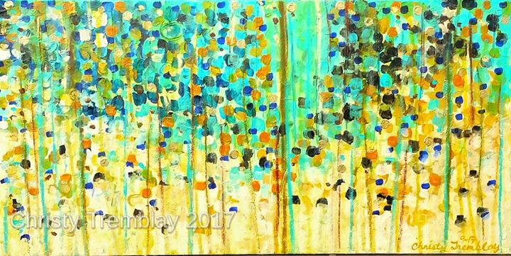 Autumn Dance - Christy Tremblay