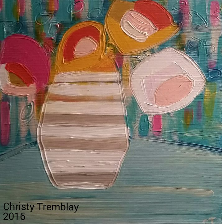 I brought You Flowers - Christy Tremblay