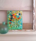 Original Painting Floral Abstract