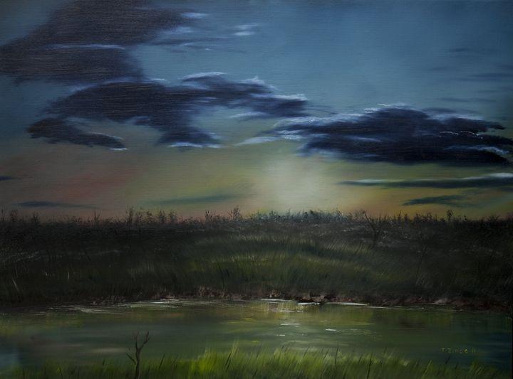 Northern Plains Sunrise - Todd Zinda
