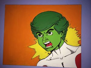 Beast boy of the teen titans