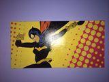 24x36 Batgirl on canvas