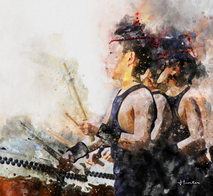 The Little Drummers - Natural Born Talents