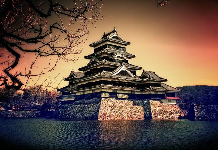 Matumoto Castle - Natural Born Talents