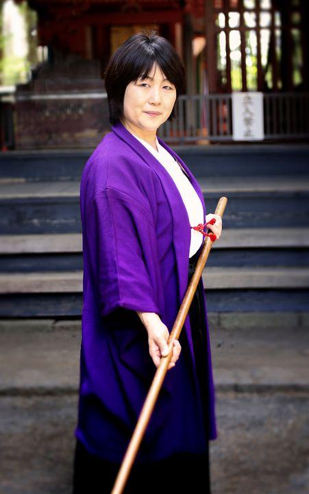 The Purple Kimono - Natural Born Talents
