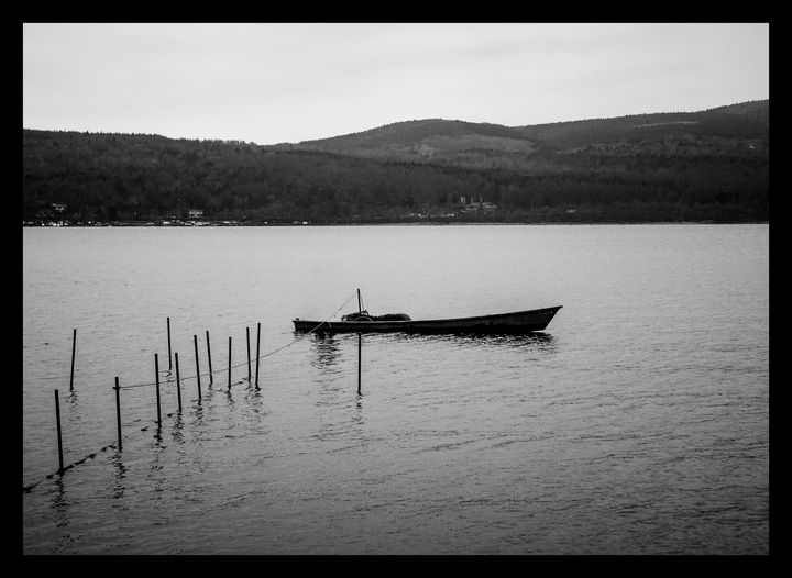 Boat on the Lake - Natural Born Talents
