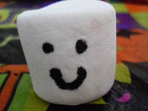Happy Marshmallow