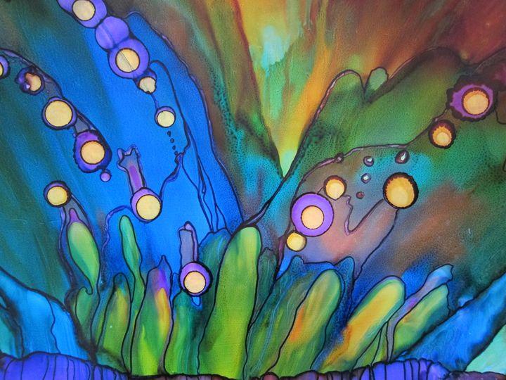 Butterfly - Susan Riha Parsley Gallery Art Ink It!