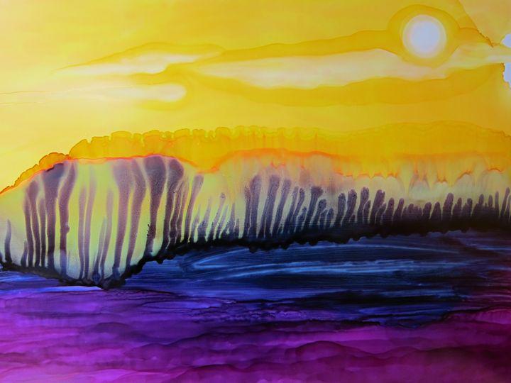 Spring Breeze - Susan Riha Parsley Gallery Art Ink It!