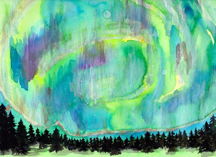 Zyaire-Da'Jour Amir - Auroras for Aurora