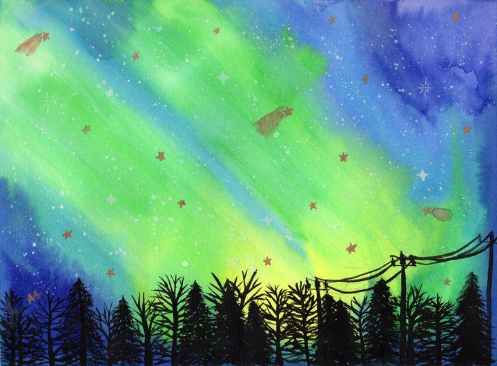 Russell Dean - Auroras for Aurora