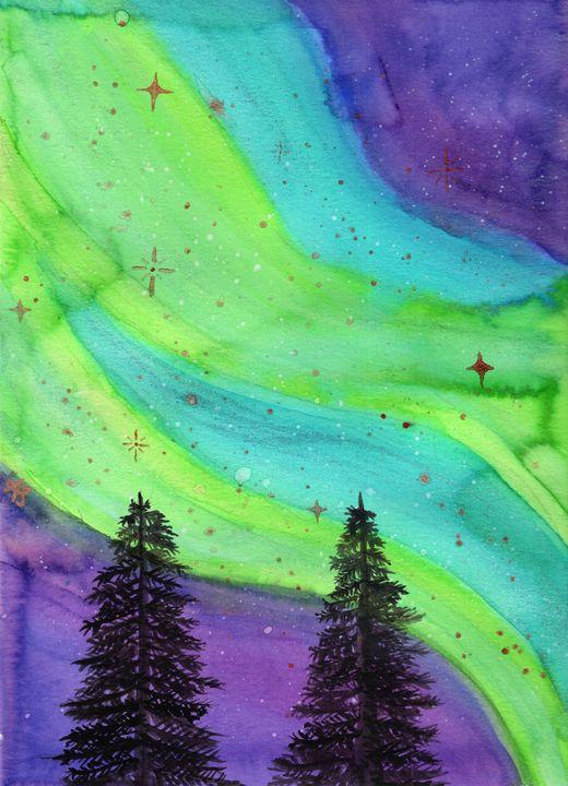Little Stars - Auroras for Aurora
