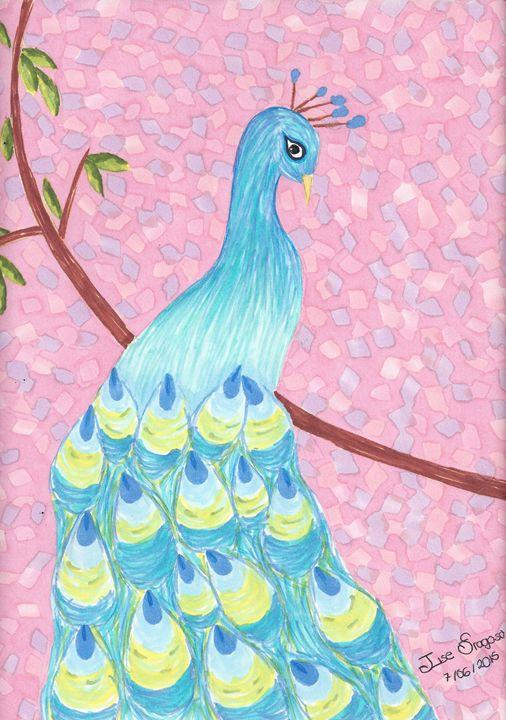 Peacock - Ilse Fragoso