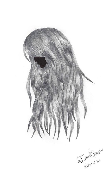 Long Hair - Ilse Fragoso