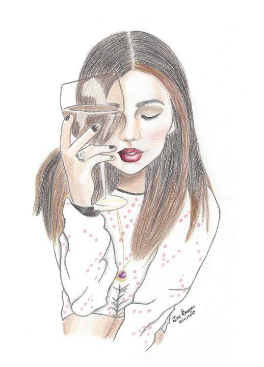Girl - Ilse Fragoso