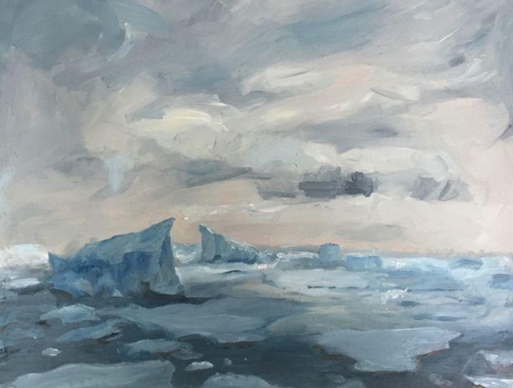 'Antarctica I' - Celia Ellis