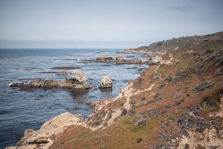 Pacific Coast III - Korren Grass Photography