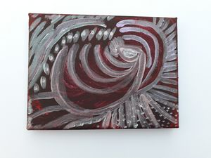 Abstract Concept  (12.7cm by 17.8cm)