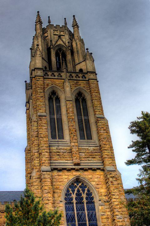 Leaning Tower of Jesus - Zakk Beaty Designs