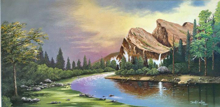 Yosemite National Park - Scott's Art Gallery
