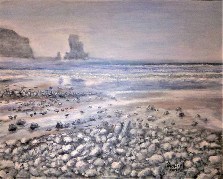 Marion's Beach - Thumbprint Studio