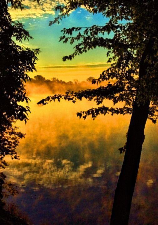 Smokin Lake View 2 - Mark Goodhew Photography
