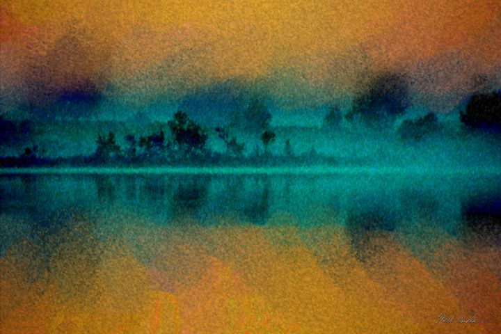 Fog & Trees 2 - Mark Goodhew Photography