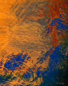 Water Ripple Abstract