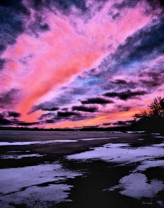 Winter Sunset - Mark Goodhew Photography