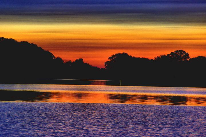 Wind On The Water - Mark Goodhew Photography