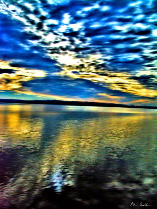 Sky and Water - Mark Goodhew Photography