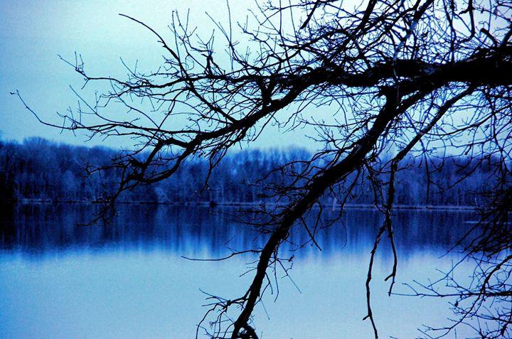 Rainy Day in Autumn - Mark Goodhew Photography