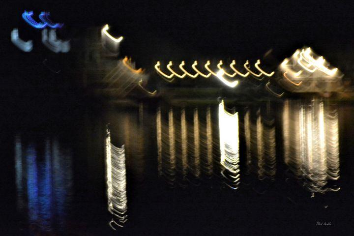 Water lights - Mark Goodhew Photography