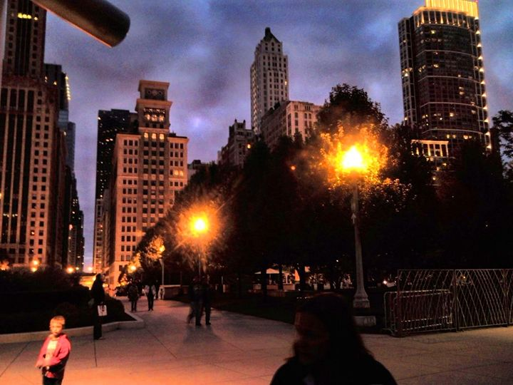 Millennium Park Chicago - Mark Goodhew Photography