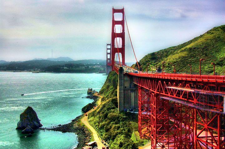 Golden Gate Bridge - Mark Goodhew Photography