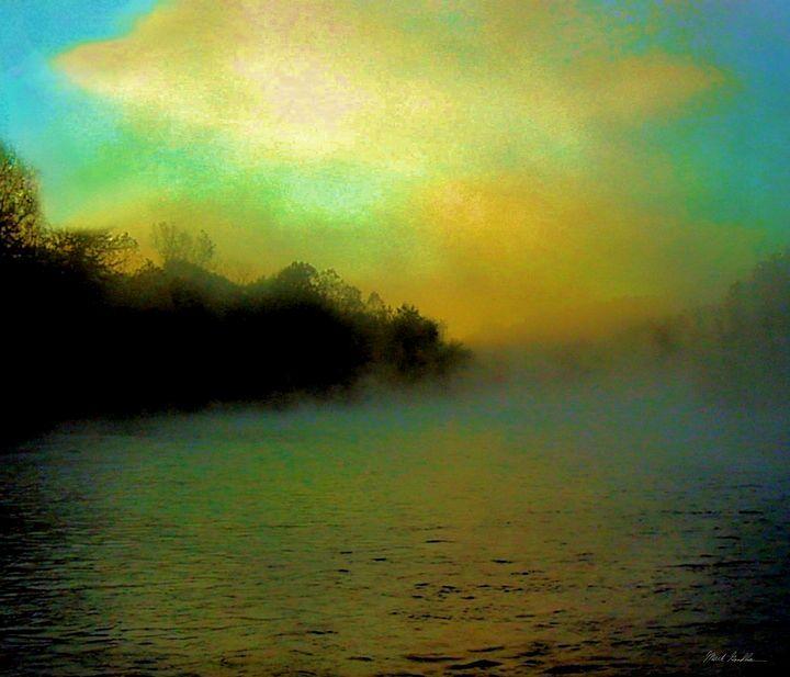 Salmon Fishing - Mark Goodhew Photography