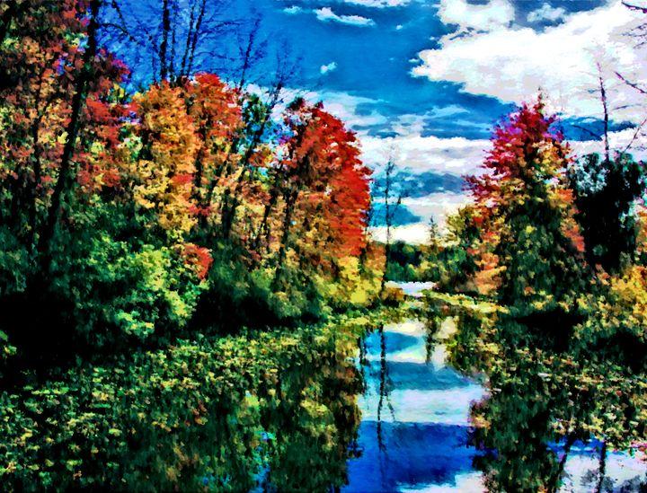 Lake Channel - Mark Goodhew Photography