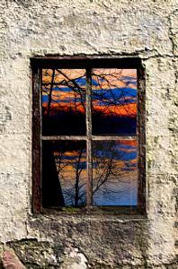 Window view - Mark Goodhew Photography