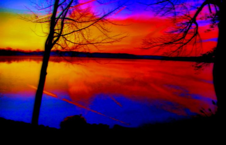 Summer Sunrise 2 - Mark Goodhew Photography