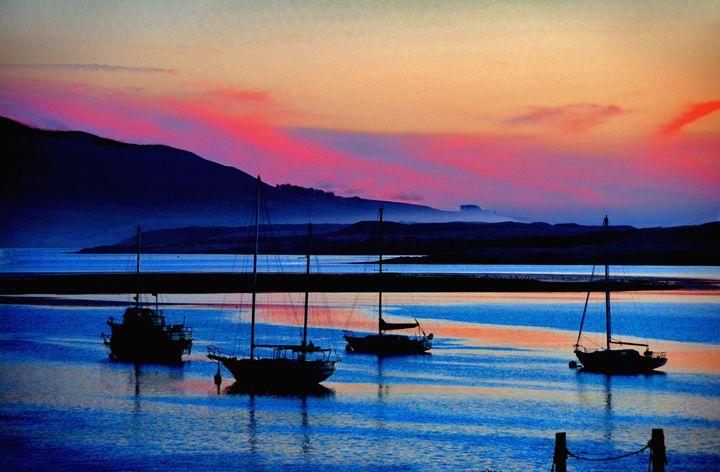 Morro Bay CA - Mark Goodhew Photography