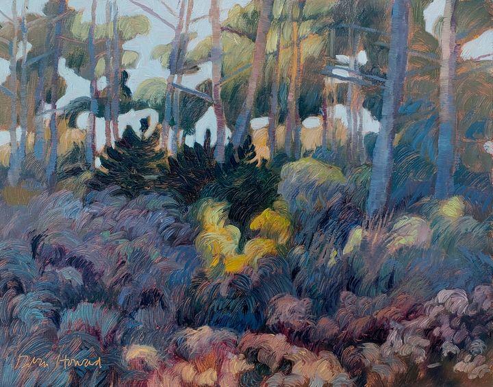 Lowcountry Underbrush - Debra Howard