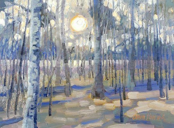 Waning Winter Light - Debra Howard