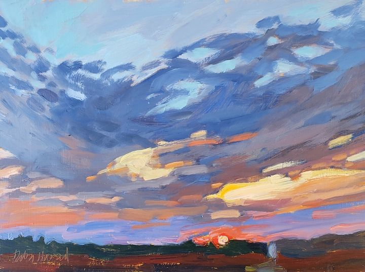 Low country Sunrise - Debra Howard