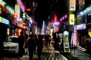 Daegu Nightlife - Visionary Skies
