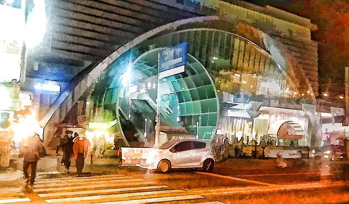 Gumi Station - Visionary Skies