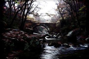 Seungsungyo (Beautiful Bridge) - Visionary Skies