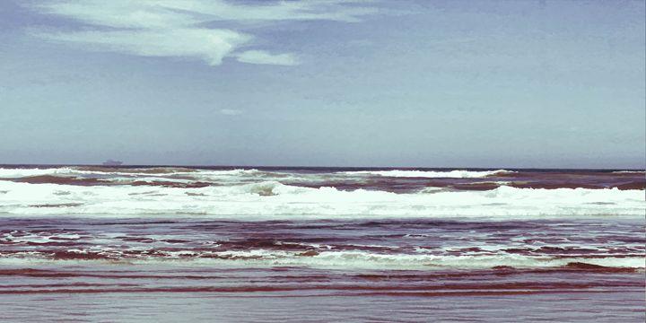 Incoming Waves - Visionary Skies